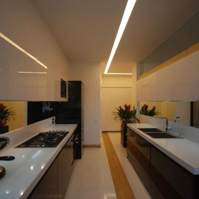 Appartamento Via Carlo Fea - Pjk Inndesign