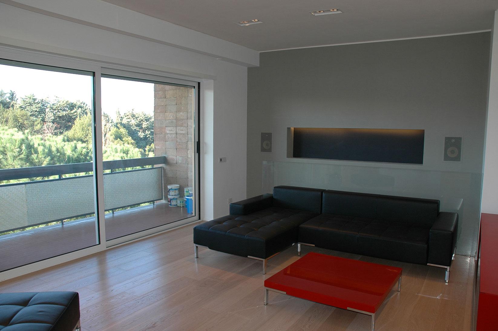 appartamento via aurelia antica - Pjk Inndesign