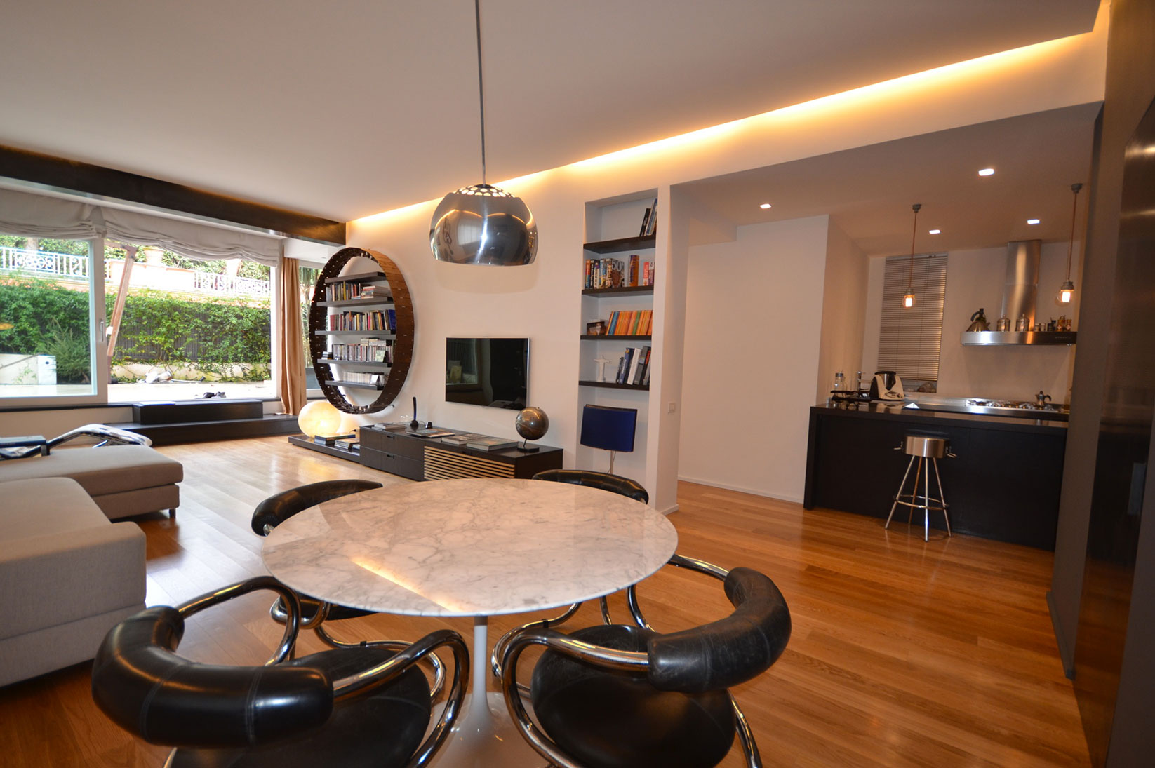 Appartamento Via Zandonai - Pjk inndesign