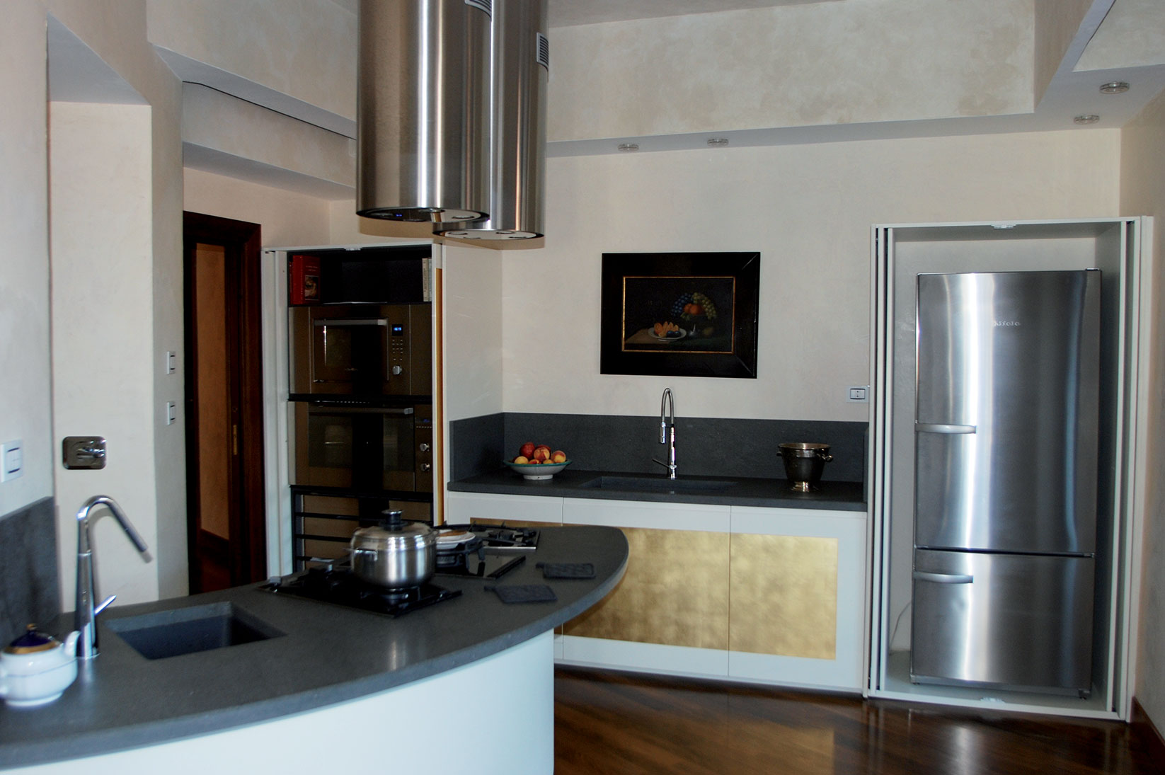 Appartamento Viale Parioli - Pjk Inndesign