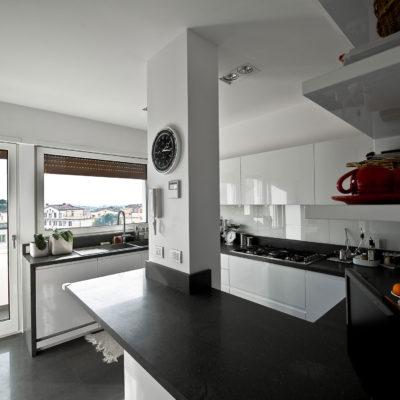 Orti della Farnesina - Cucina
