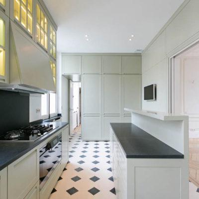 Appartamento Rue du Bac - Pjk Inndesign